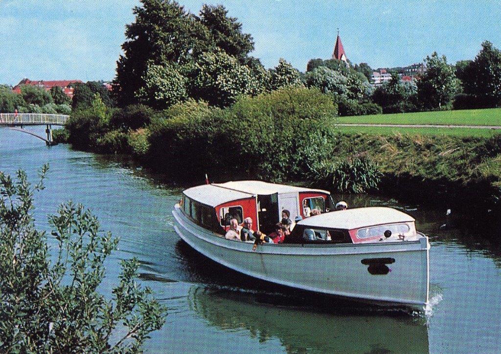 Haderslev Dambåd - Margrethe